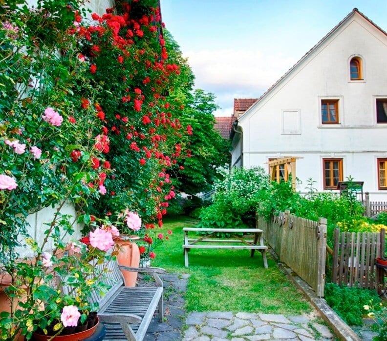 Garten und Hotel Landhofmühle