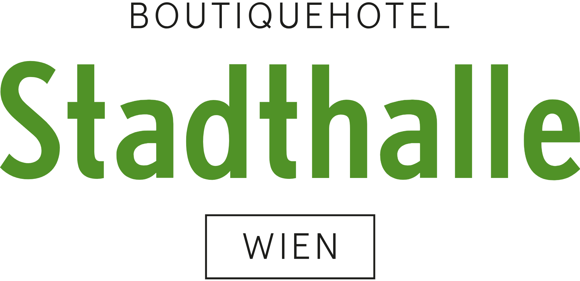 Logo Boutiquehotel Stadthalle