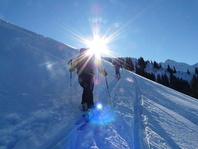 Skitour Nationalpark Hohe Tauern Umweltzeichen