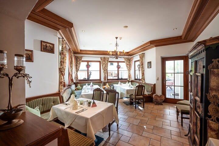 Hotel Walchseer Hof Stube