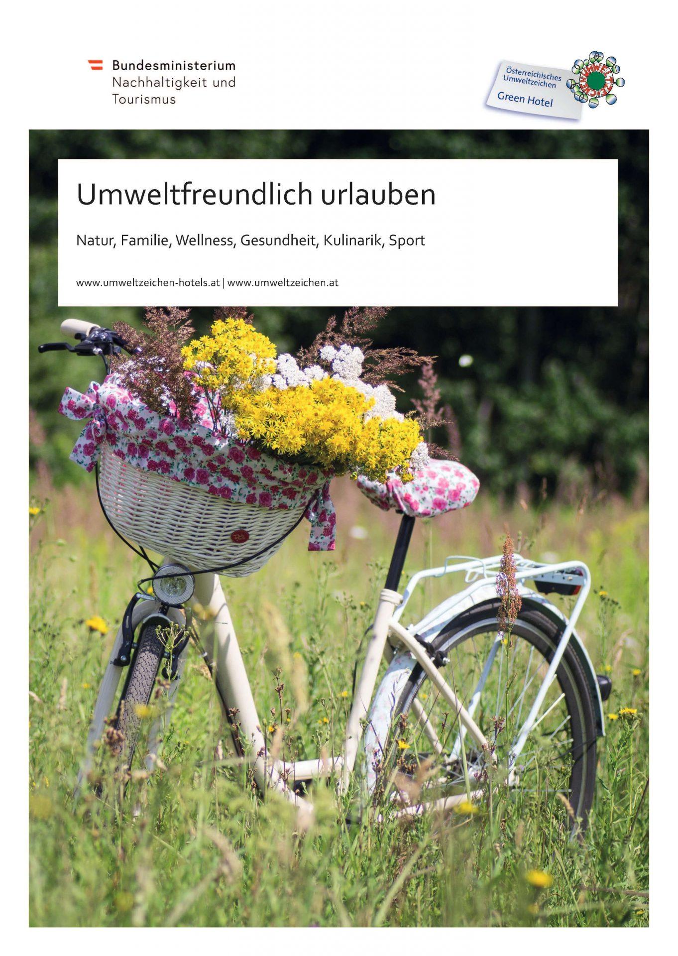 Titelblatt Broschüre 2020
