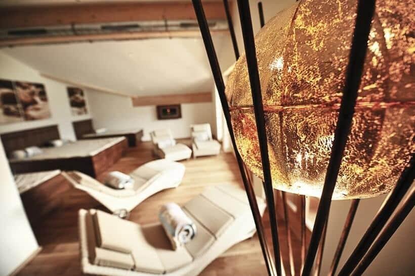 Hotel Walchseer Hof Wellnessbereich