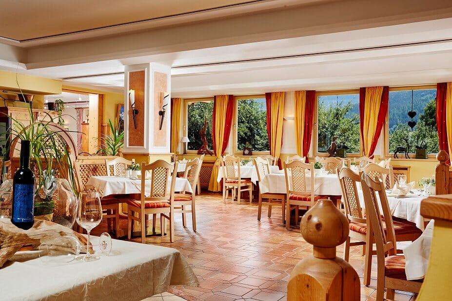 Restaurant im Steiger Zirbenhotel****