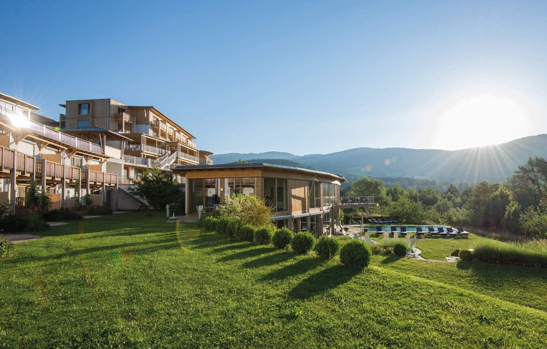 Retter Bio Natur Resort - Wellnessberich