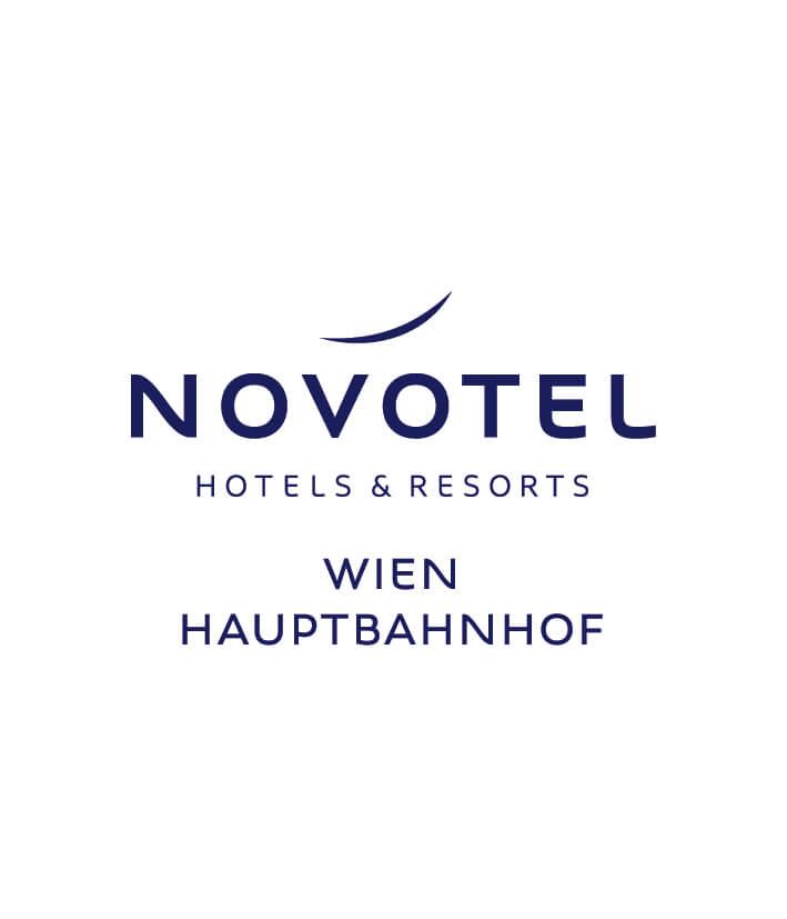 Novotel Wien Hauptbahnhof Logo
