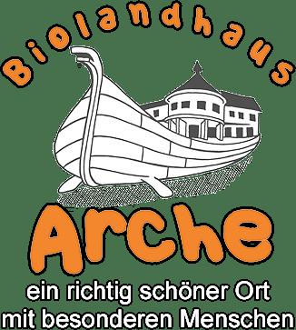 Biohotel Arche Logo