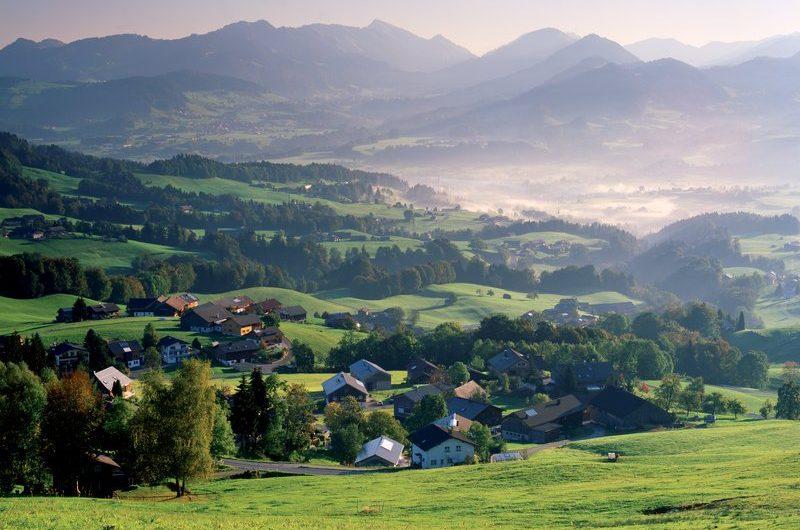 Bregenzerwald © PoppHackner-VorarlbergTourismus
