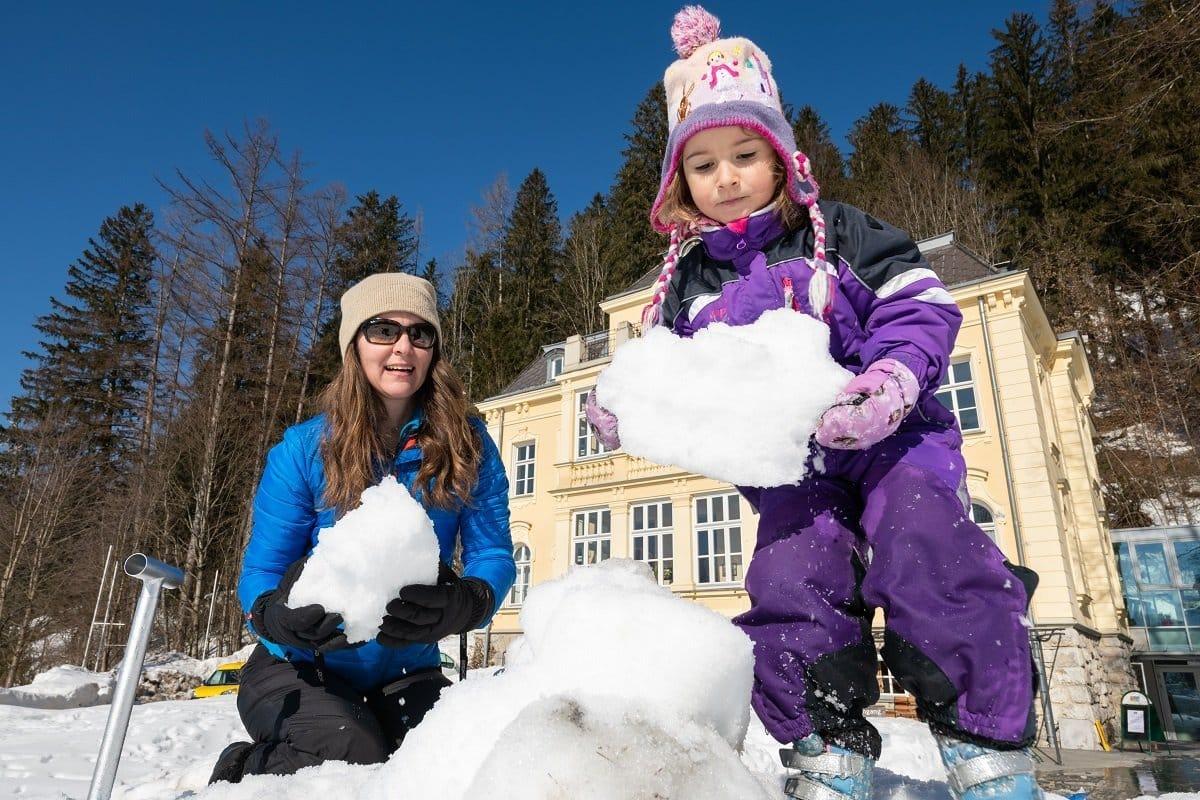 Villa Sonnwend - Familienangebot