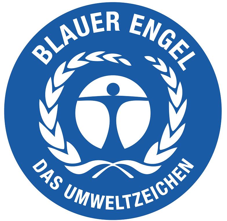 (c) Blauer Engel Logo