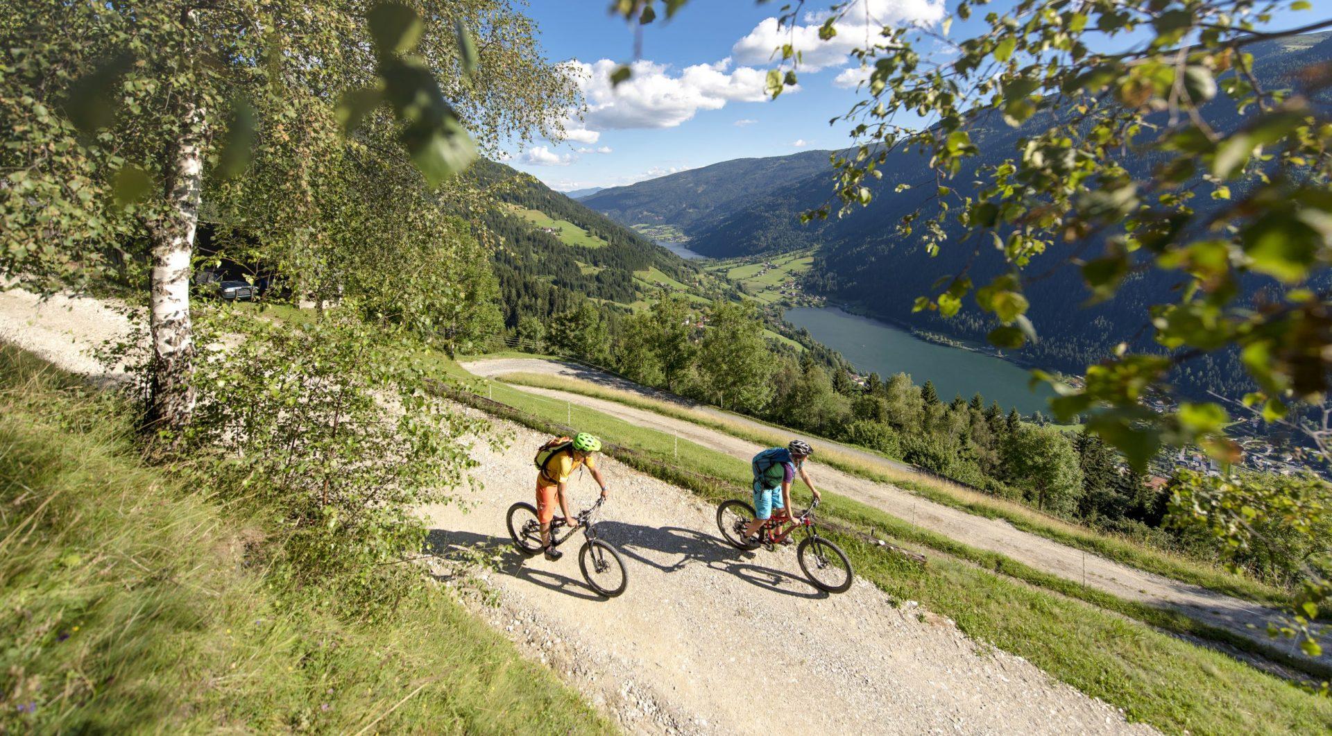 Trattlerhof Bike - Feld am See Region - Bad Kleinkirchheim ©FRANZGERDL2