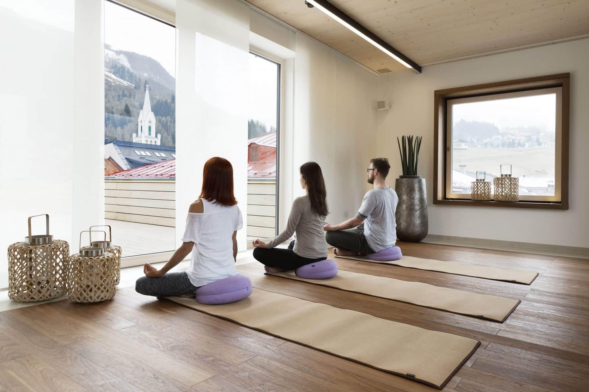 Yoga hotel Brunner