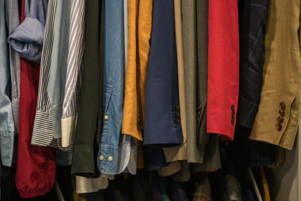 Second Hand Kleidung
