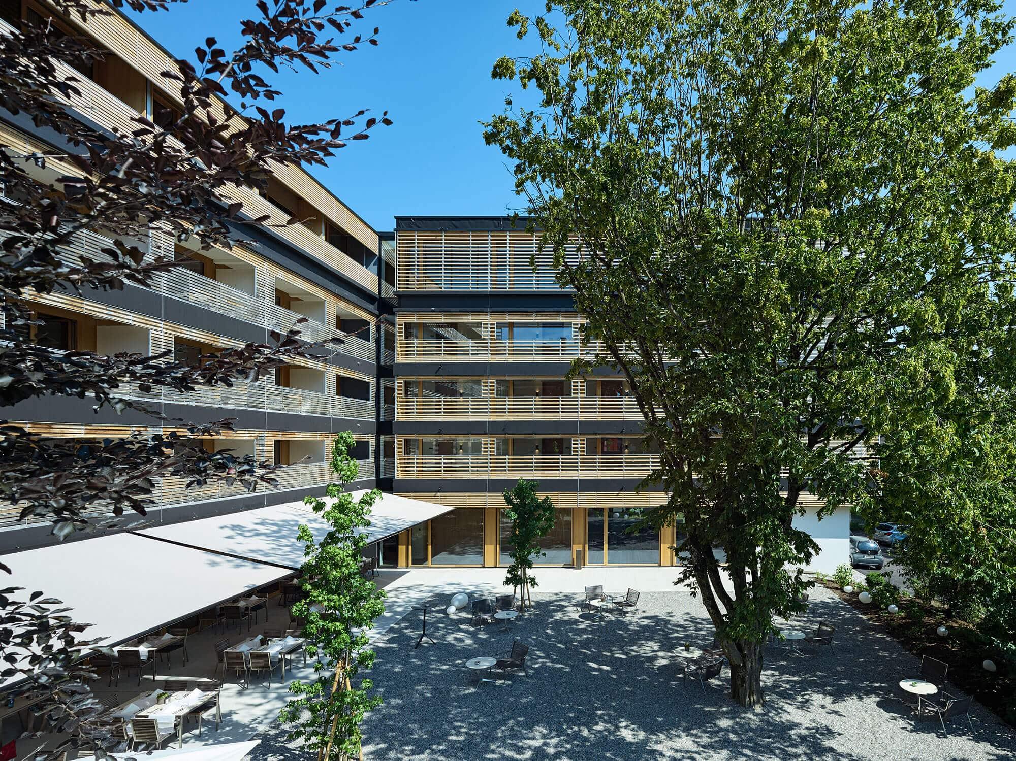 Hotel Schwärzler Garten