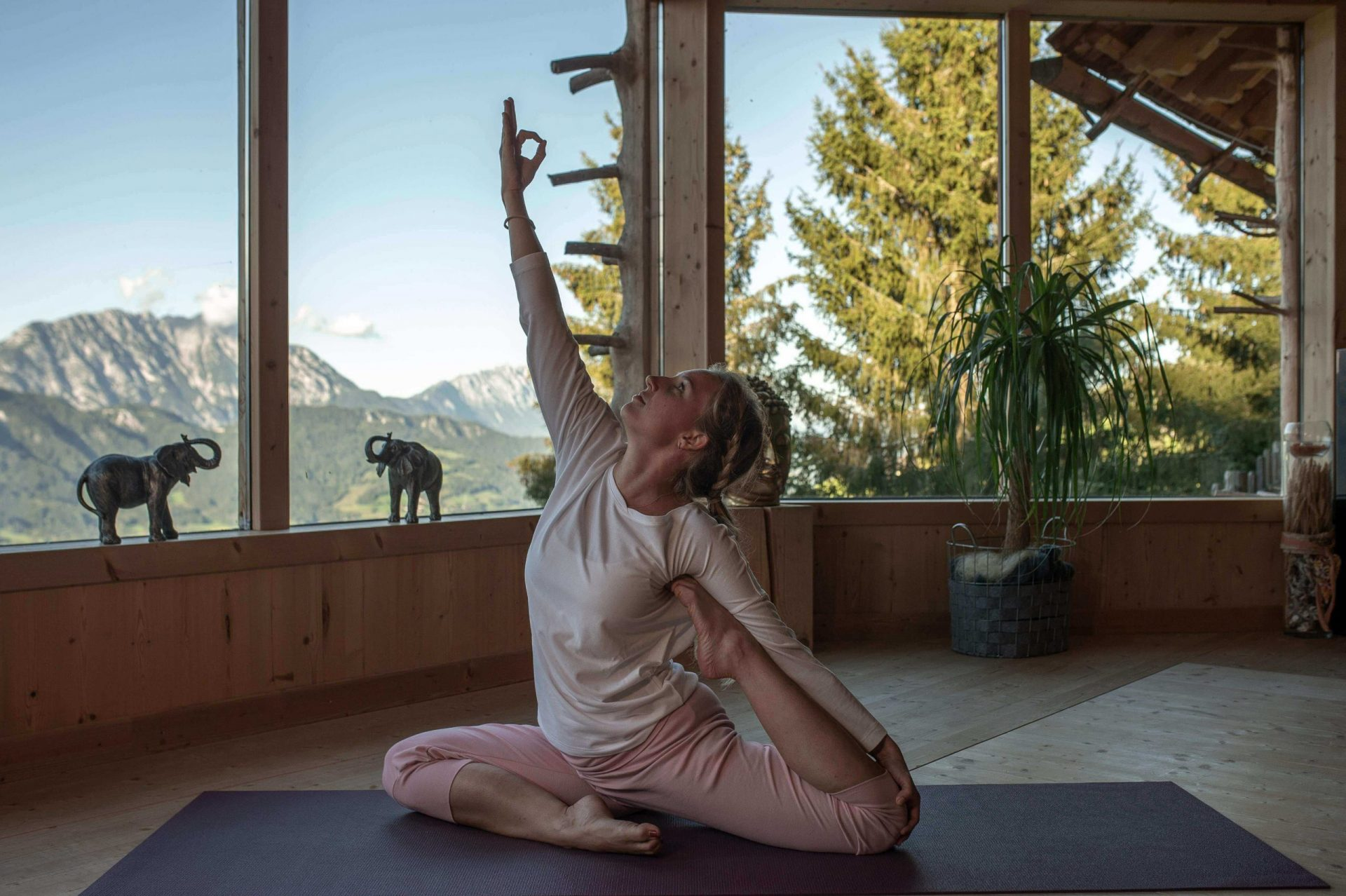 Höflehner Yoga Retreat_ Rene Strasser
