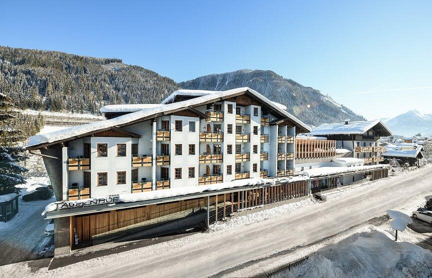 Tauernhof im Winter - Flachau im Winter
