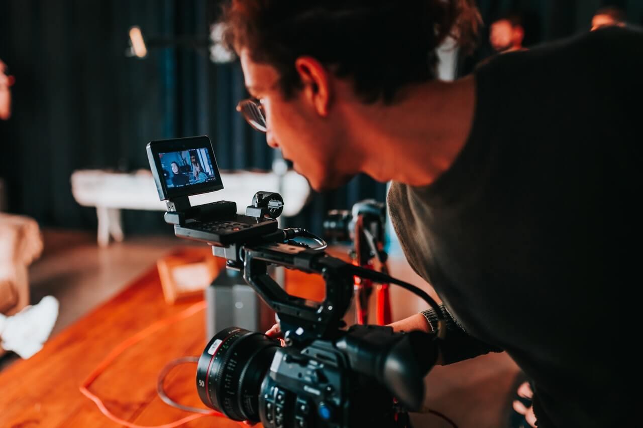 Beim UWZ Videodreh
