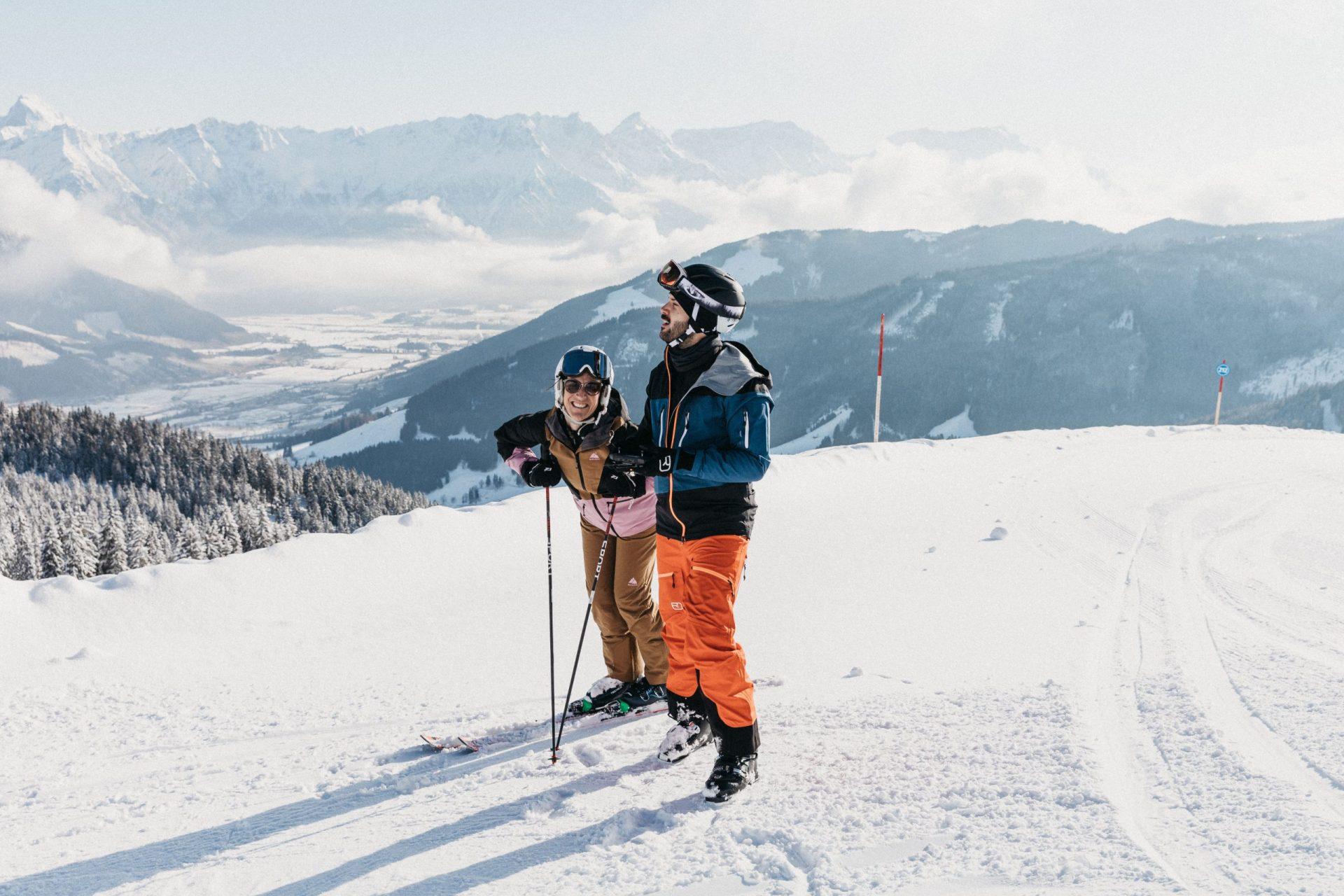 Berg_Skifahren_Leogang_c_biohotel-rupertus-leogang FotoHeldentheather