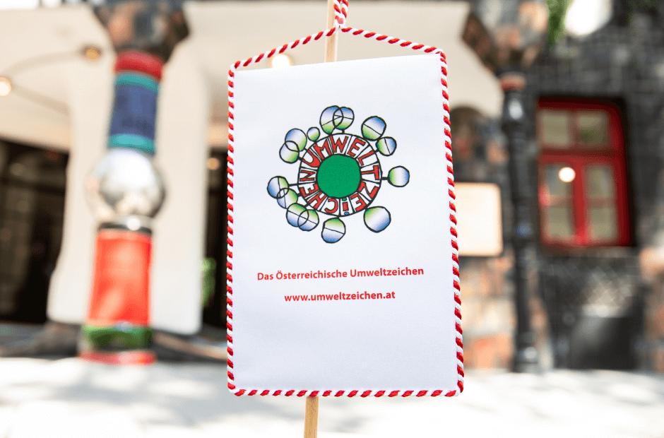 Verleihung Österr. Umweltzeichen an das KUNST HAUS WIEN ©KUNST HAUS WIEN Foto Thomas Meyer