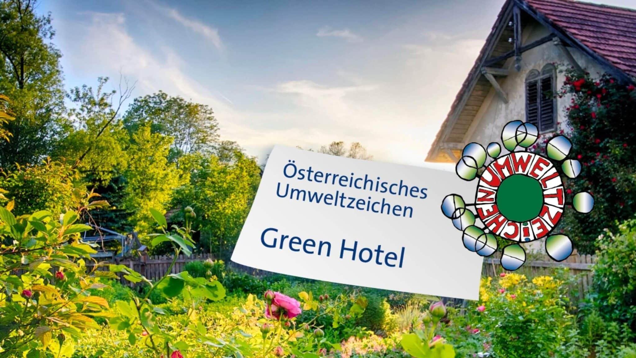 Umweltzeichen Hotel Blog