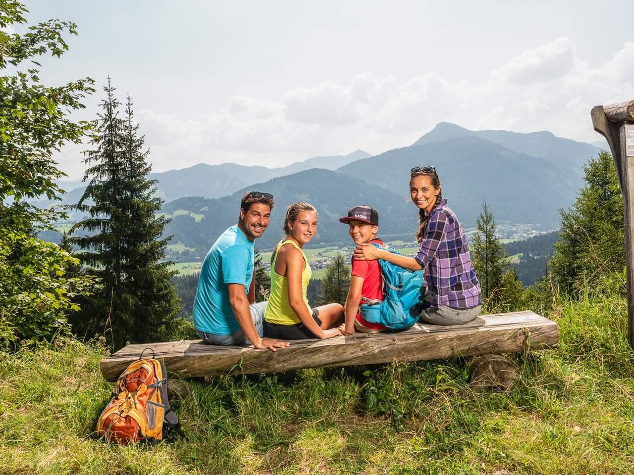 Wanderurlaub 4 Nächte_Tauernhof