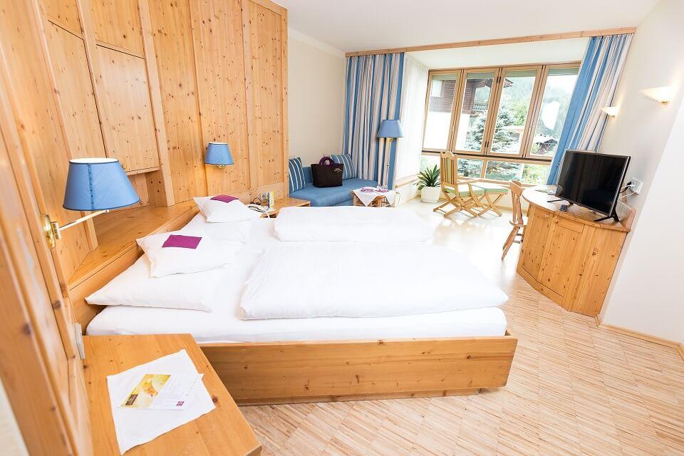Doppelzimmer Superior im Ortners Eschenhof ©perauer