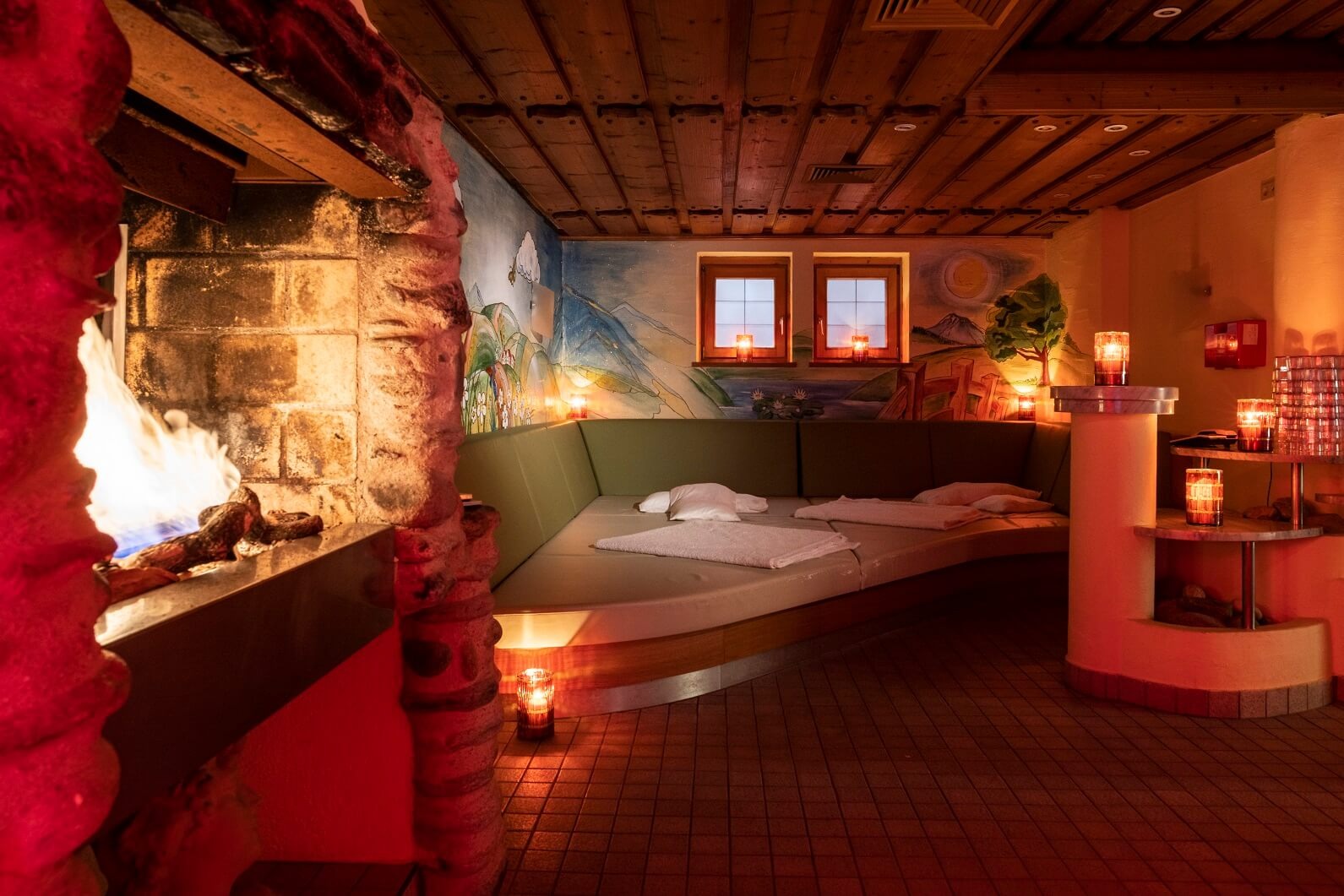 Late Night Wellness im Eschenhof ©gert_perauer