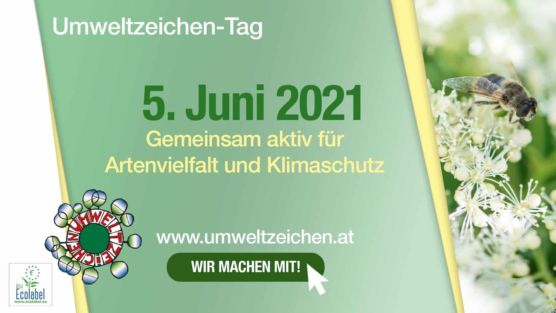 Umweltzeichen Tag Österreichisches Umweltzeichen (2)