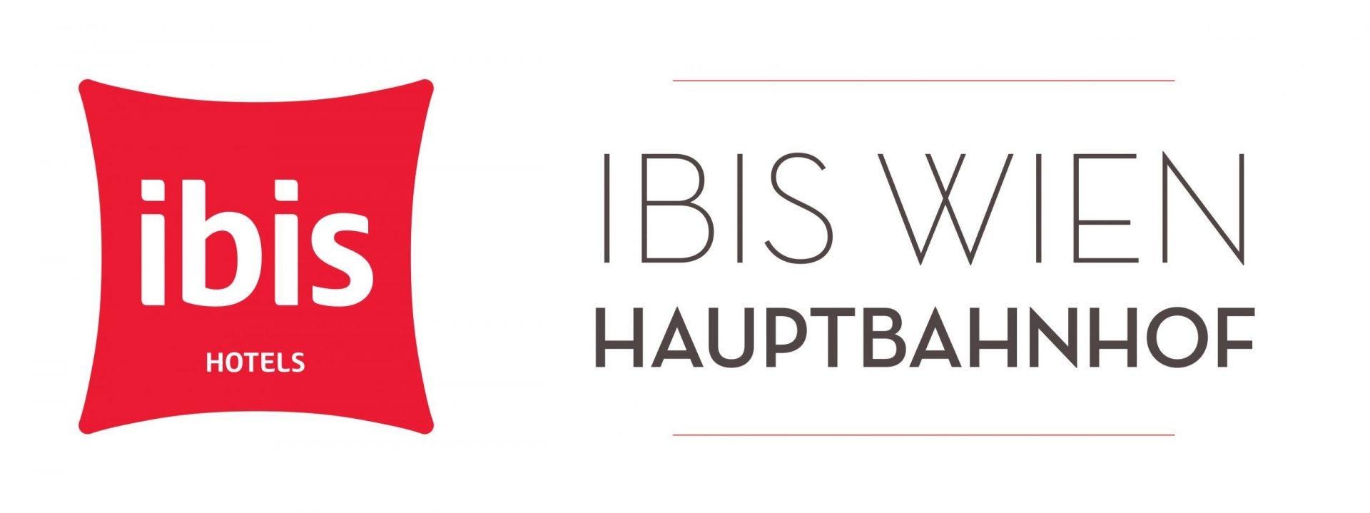 Logo ibis Wien Hauptbahnhof