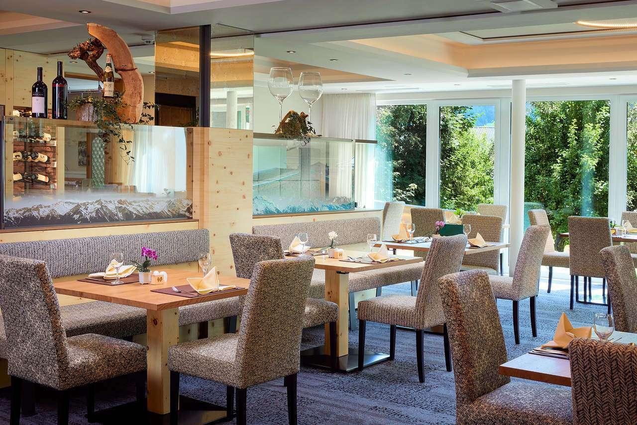 Zirbenrestaurant_©Hotel Steiger TVB Neukirchen