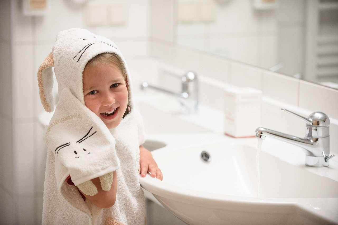 Umweltzeichen Hotel Die Seitenalm Kinder