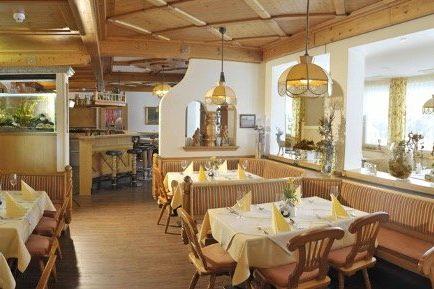 Restaurant Umweltzeichen Hotel Panoramahotel Gürtl
