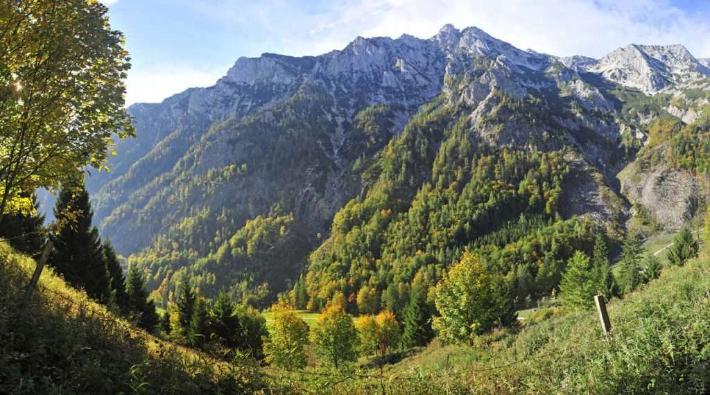Gebirge_im_Nationalpark_Kalkalpen©ÖBf-ArchivWolfgang Simlinger