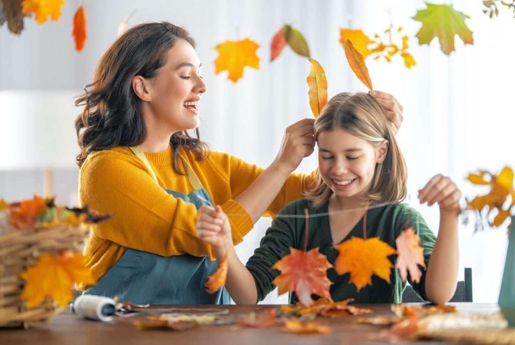 Herbst Familie