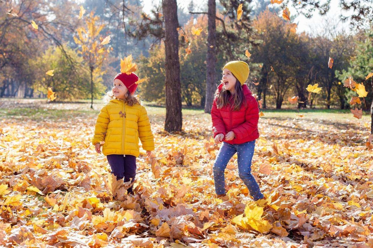 Herbst ist Familienzeit Umweltzeichen Hotels