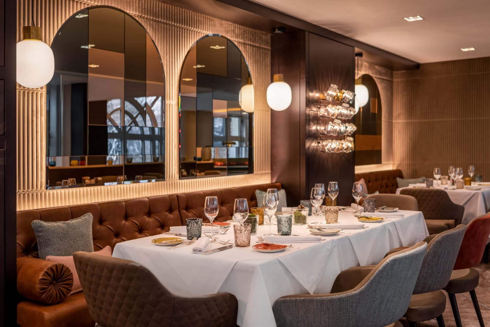 Parkringrestaurant_Vienna Marriott Hotel_Umweltzeichen Hotels