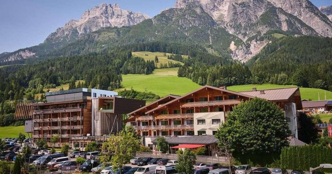 Salzburger Hof Umweltzeichen Hotel