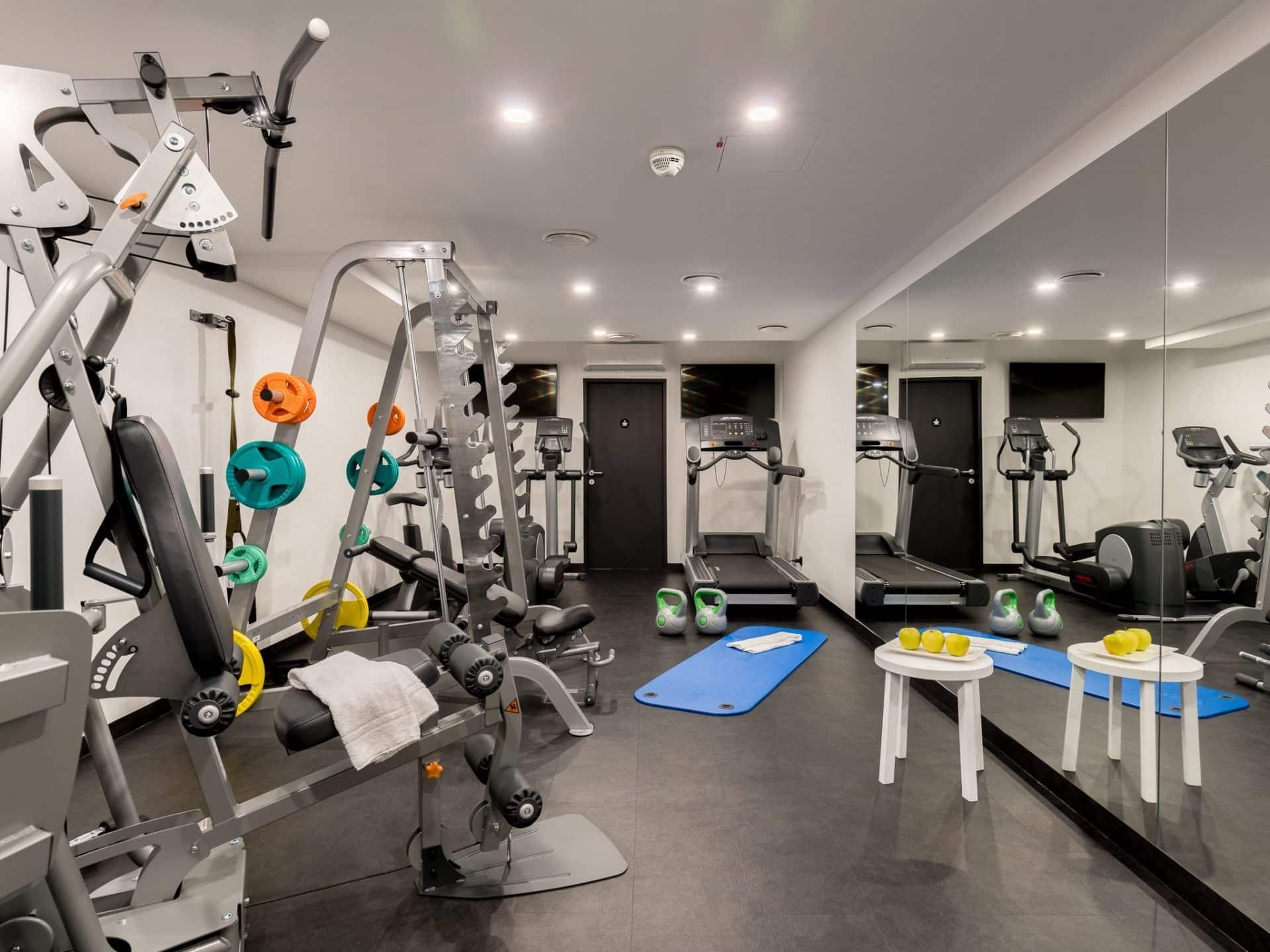 AZIMUT Sport_Gym