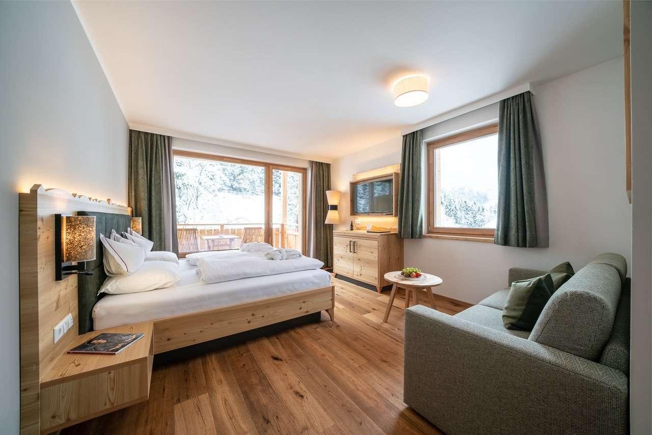 Gutshof Familienzimmer_trattlerhof-gert_perauer_Umweltzeichen Hotels
