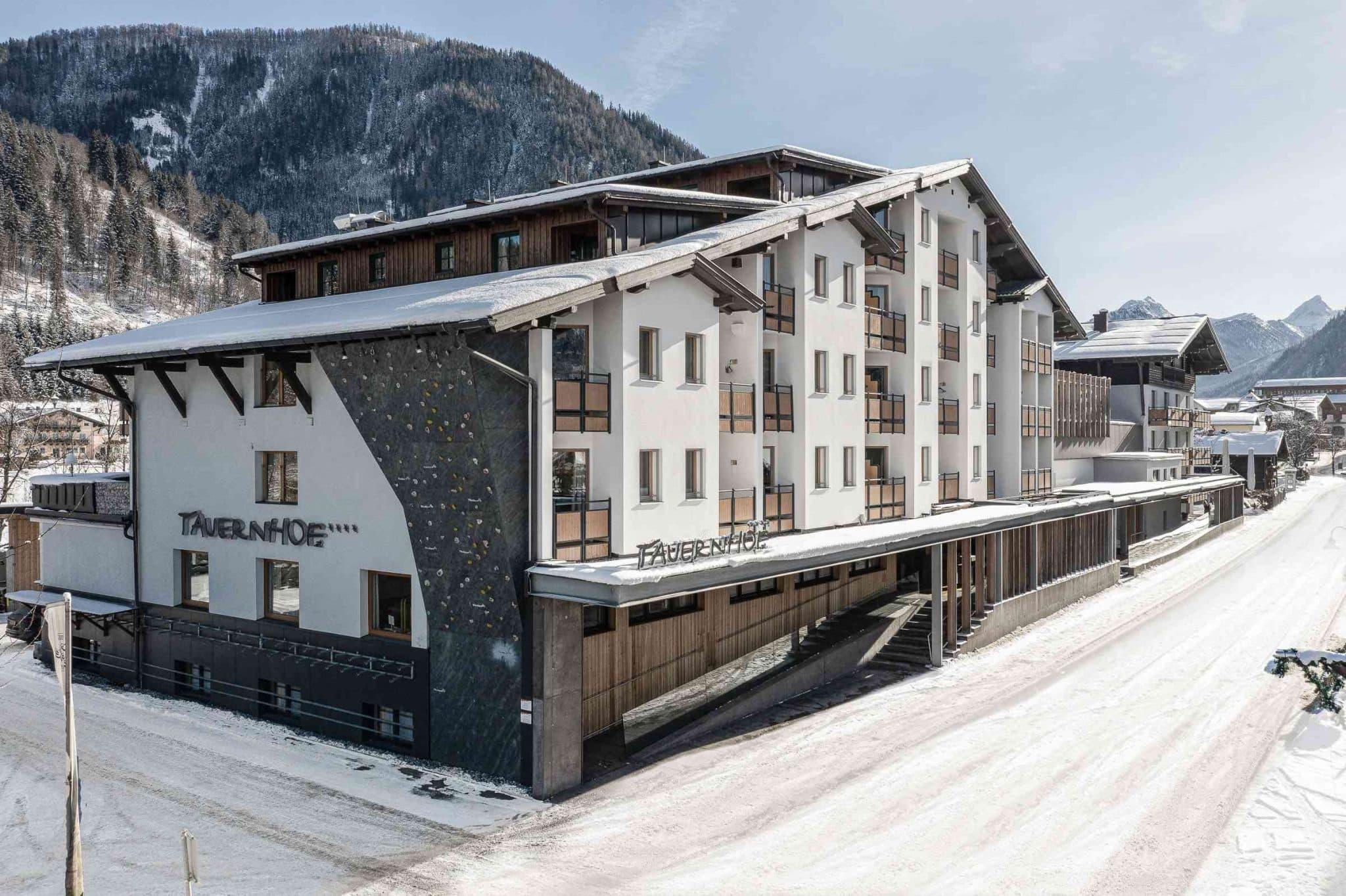 Tauernhof Umweltzeichen Hotel