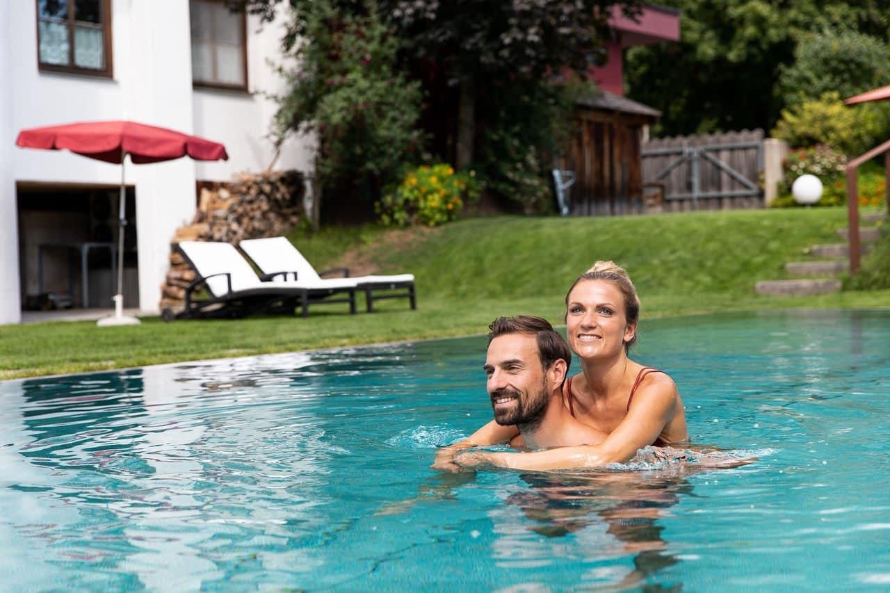 Wandern und Wellness_Salzburger Hof Leogang Umweltzeichen Hotel